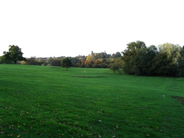 Allesley Park golf course