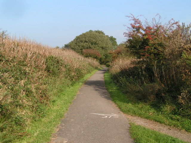 National Cycle Network route 72