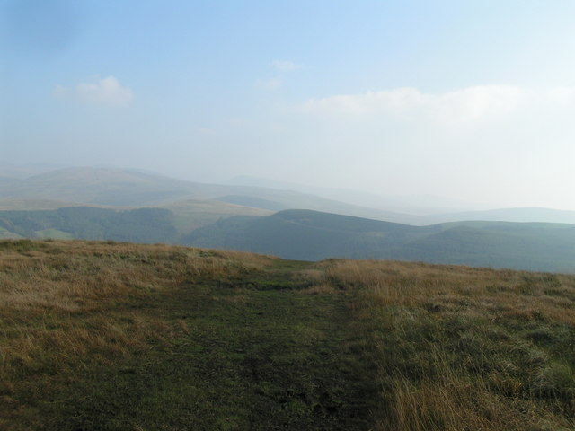 View from Dent Fell