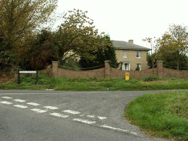 Farmhouse at Hill Farm