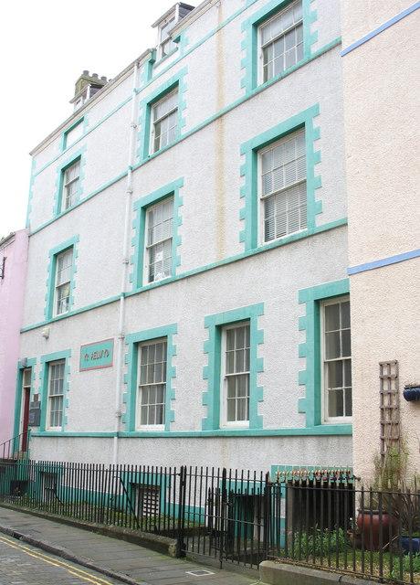 Yr Aelwyd Youth Centre, Church Street