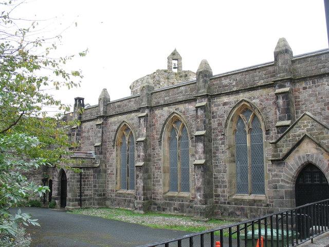St Mary's Garrison Church, Church Street