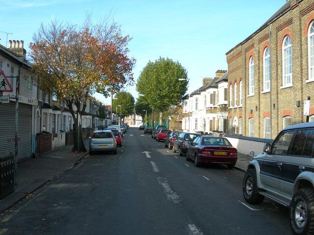 Whitfield Road, E6