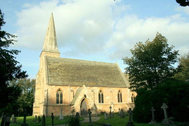 Naburn St Matthews Church