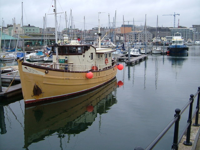 The Faithful in Sutton Harbour