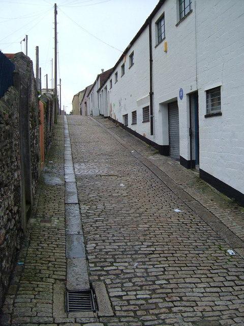 Desborough Lane, St Jude's