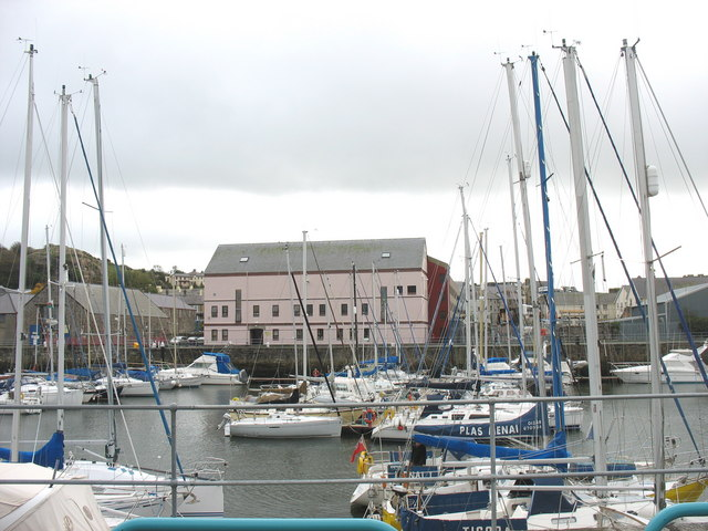 Doc Victoria and the Caernarfon Archive Office