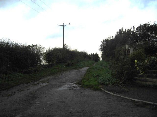 Green Lane Bridleway