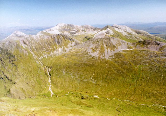 Eastern Mamores