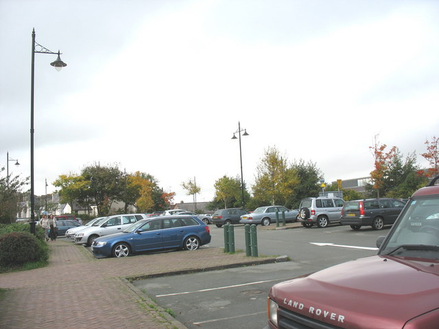 The Balaclava Road Car Park