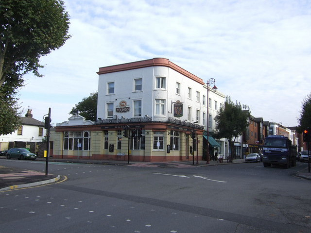 The Black Lion, Surbiton
