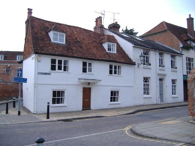 Little Minster Street, Winchester