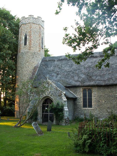 All Saints Church, Horsey