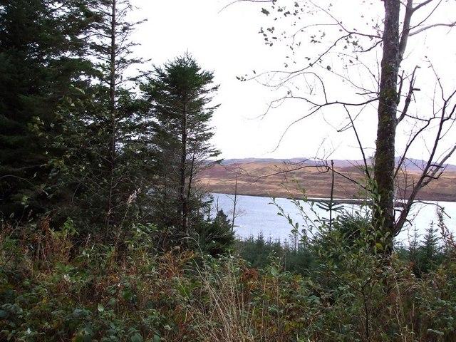 Loch Frisa near Lettermore