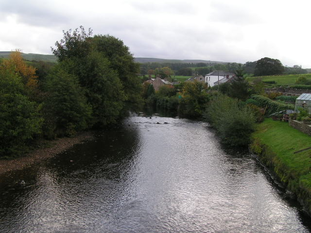 River Eden, Kirkby Stephen