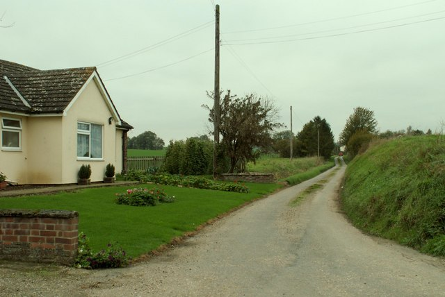 Road to Canham's Farm