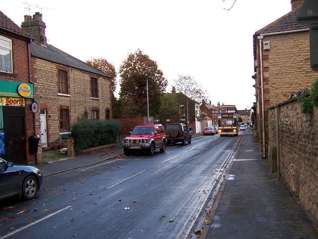 Winterton High Street