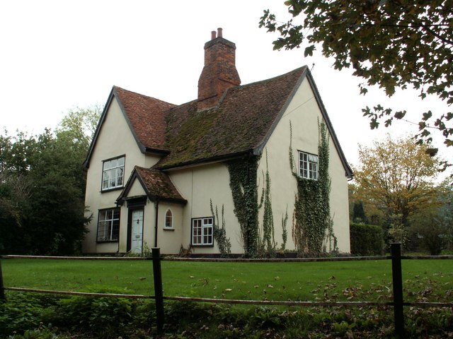 The farmhouse at Chilton Lodge Farm
