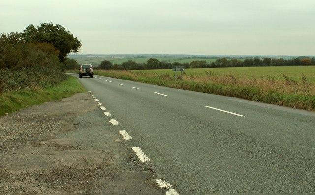 Folly Road, the B.1063
