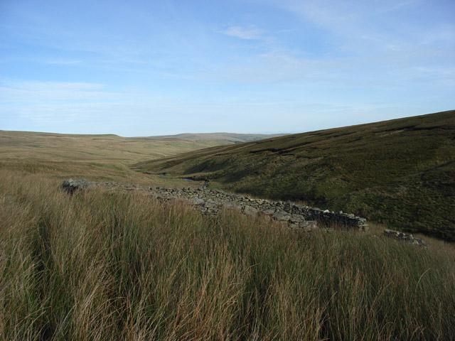 Sheepfold, Burnhope Moor