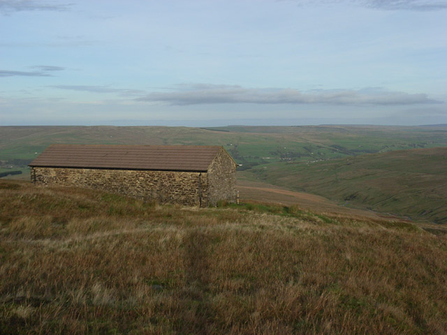 Shooting Hut, Ireshope Moor