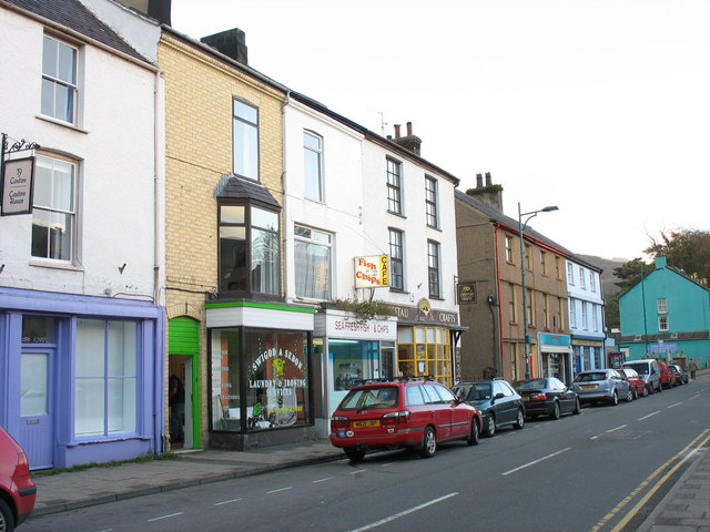Shops in the High Street