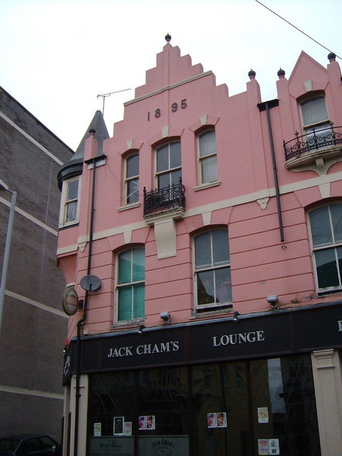 Jack Cham's Lounge, Plymouth