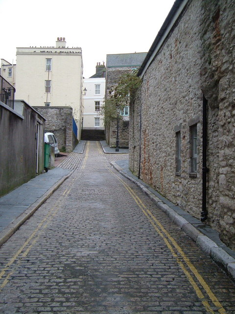 Pin Lane, Plymouth