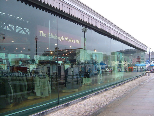 Edinburgh Woollen Mill, Barbican