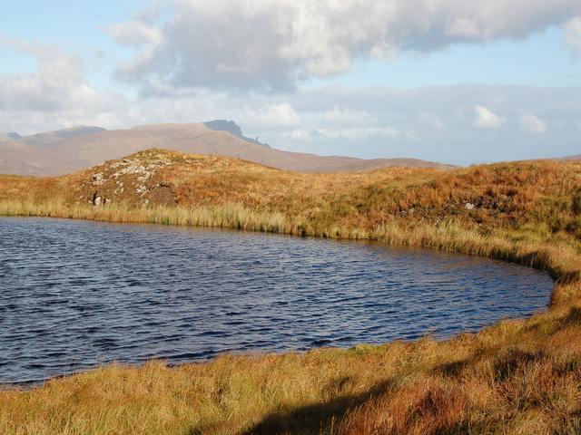 Loch nan Learg