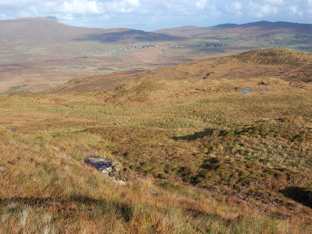 Slopes of Creag Bhan