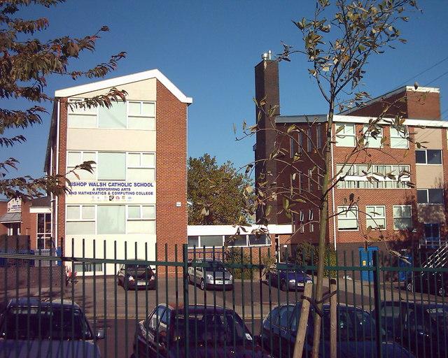 Bishop Walsh School