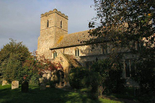 Worlington Church