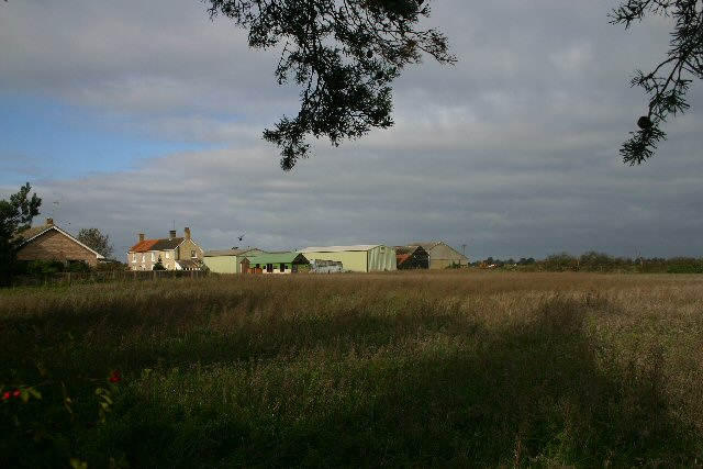 Rectory Farm, Worlington