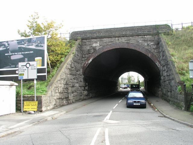 Weston Square Bridge, Barry