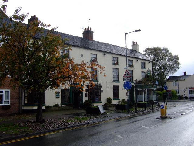 The George Inn, Eccleshall