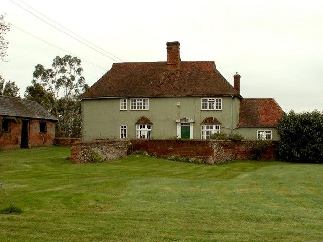 Farmhouse at Skillett's Farm