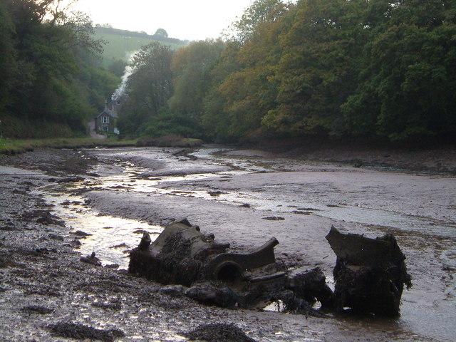 Dittisham Mill Creek