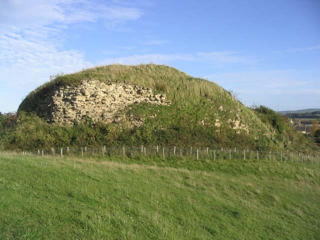Wark-on-Tweed Castle
