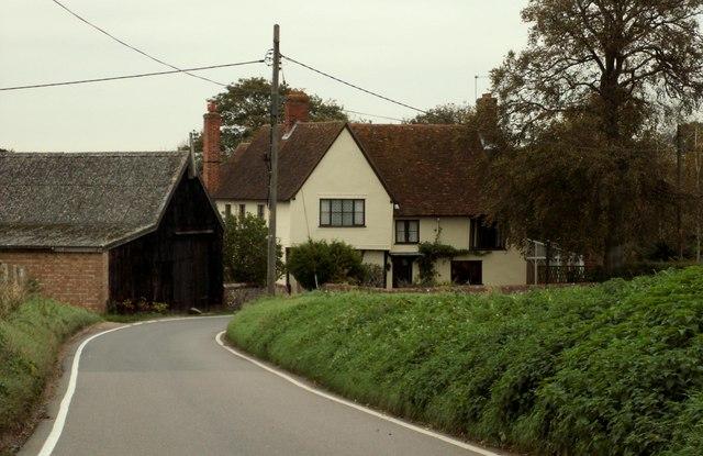 Pentlow Street Farm