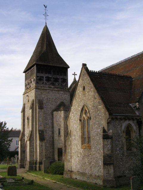 St Peter's Church, Ovington