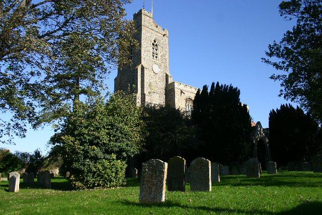 Isleham Church