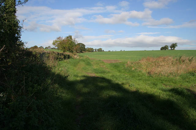 Farmland off Anstey Lane