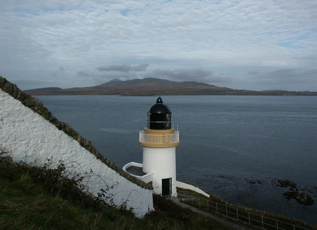 Lighthouse at McArthur's Head, Islay