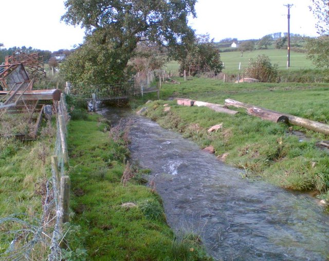 Flatts Beck near Arkleby Mill