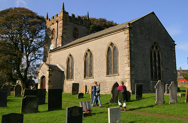 St Margaret's Church, Wetton