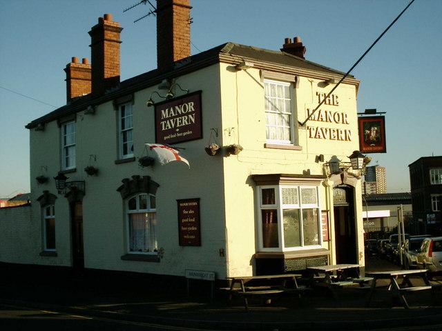 The Manor Tavern