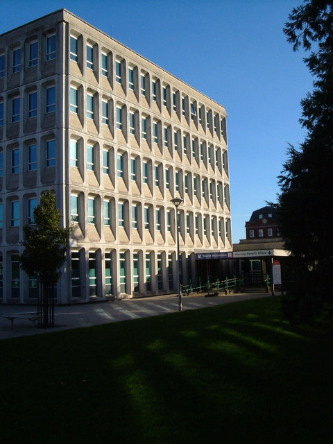 Civic Centre, Exeter