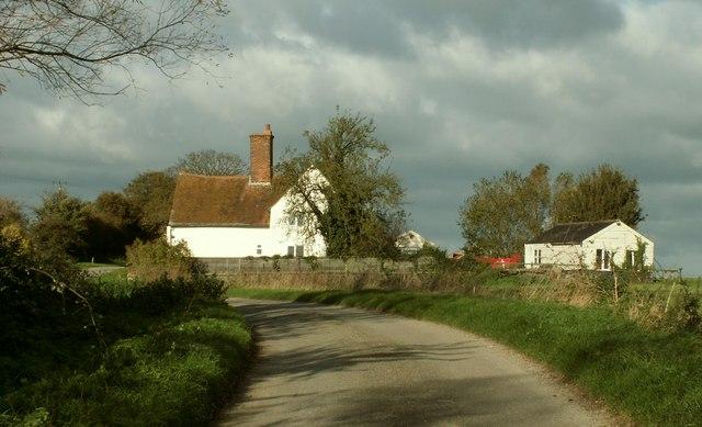 Farmhouse at Wales Farm