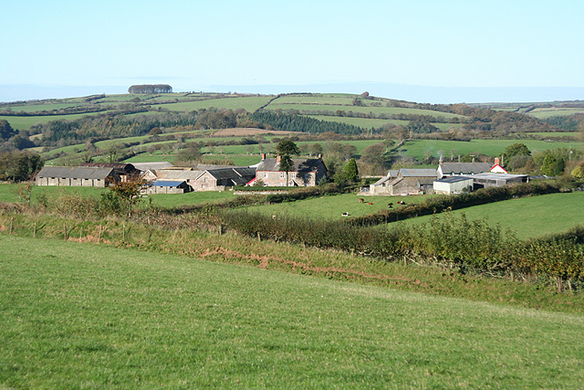 North Molton: towards Upcott